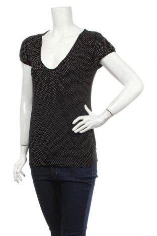 Дамска блуза Robin, Размер M, Цвят Черен, 95% вискоза, 5% еластан, Цена 4,54лв.