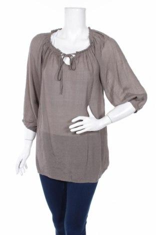 Γυναικεία μπλούζα Soya Concept, Μέγεθος S, Χρώμα  Μπέζ, 60% βισκόζη, 40% πολυεστέρας, Τιμή 5,31€