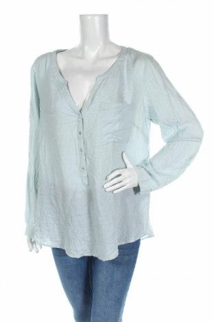 Дамска блуза Street One, Размер XL, Цвят Син, Вискоза, Цена 4,80лв.