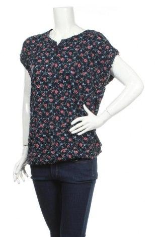 Дамска блуза Tom Tailor, Размер M, Цвят Многоцветен, 65% полиестер, 35% вискоза, Цена 13,23лв.