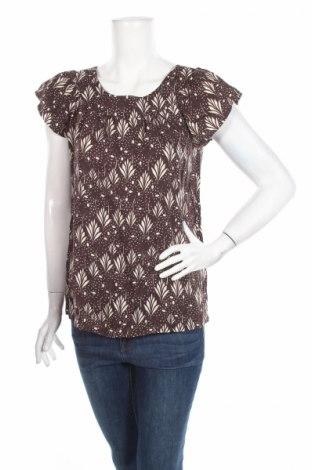 Дамска блуза Topshop, Размер M, Цвят Кафяв, Вискоза, Цена 7,56лв.