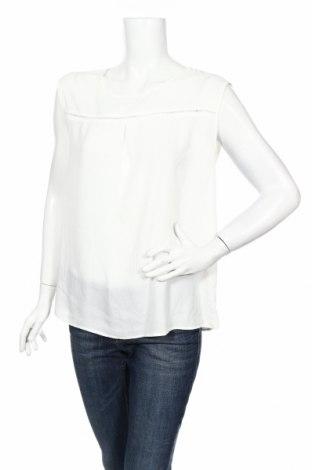 Дамска блуза U Collection, Размер L, Цвят Бял, Полиестер, Цена 3,19лв.