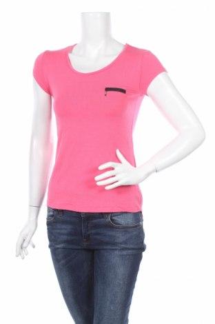 Дамска блуза Y.Yendi, Размер S, Цвят Розов, 95% вискоза, 5% еластан, Цена 4,46лв.