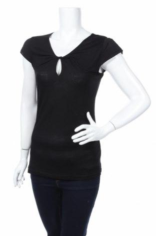 Дамска блуза Y.Yendi, Размер S, Цвят Черен, Вискоза, Цена 4,46лв.