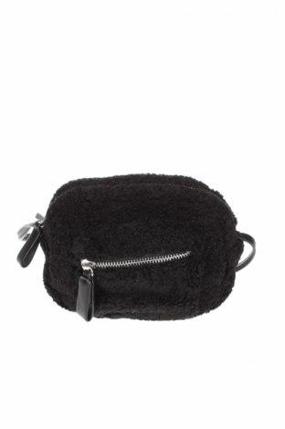 Női táska Pull&Bear, Szín Fekete, Textil, eco bőr, Ár 4070 Ft