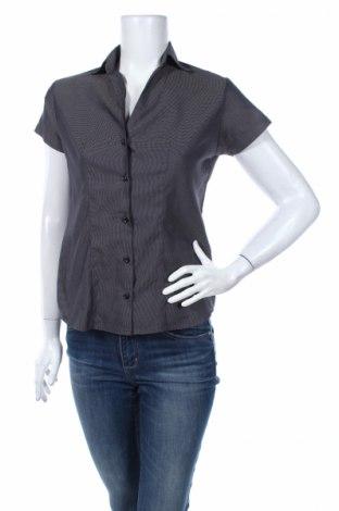 Γυναικείο πουκάμισο, Μέγεθος S, Χρώμα Γκρί, Τιμή 3,64€