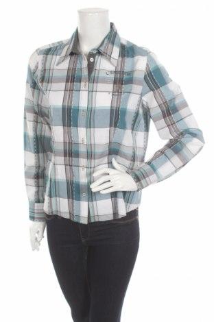 Дамска риза Alessa W., Размер M, Цвят Многоцветен, 52% памук, 48% полиестер, Цена 4,50лв.