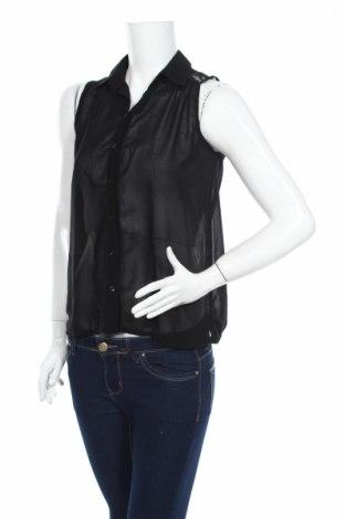 Дамска риза Amisu, Размер XS, Цвят Черен, Цена 4,20лв.