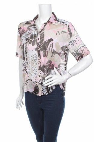 Дамска риза Barbara Lebek, Размер M, Цвят Многоцветен, Цена 9,75лв.