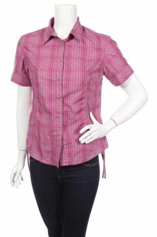 Дамска риза Crane, Размер S, Цвят Розов, 50% полиестер, 30% вискоза, 20% памук, Цена 4,46лв.
