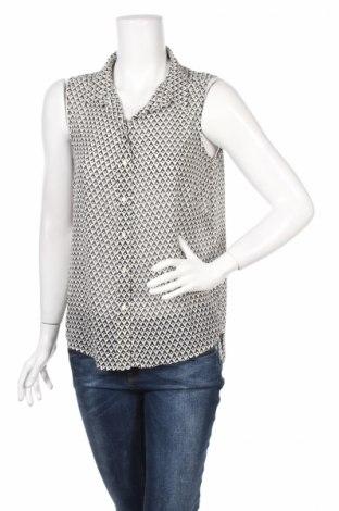Γυναικείο πουκάμισο H&M, Μέγεθος M, Χρώμα Λευκό, Πολυεστέρας, Τιμή 3,47€