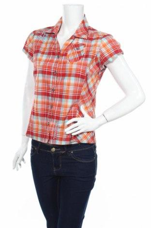Дамска риза Icepeak, Размер M, Цвят Многоцветен, 50% памук, 50% полиестер, Цена 6,30лв.