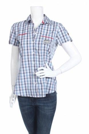 Дамска риза Metzler, Размер S, Цвят Многоцветен, 75% памук, 25% полиестер, Цена 4,46лв.
