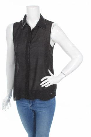 Дамска риза Only, Размер S, Цвят Черен, Цена 4,73лв.