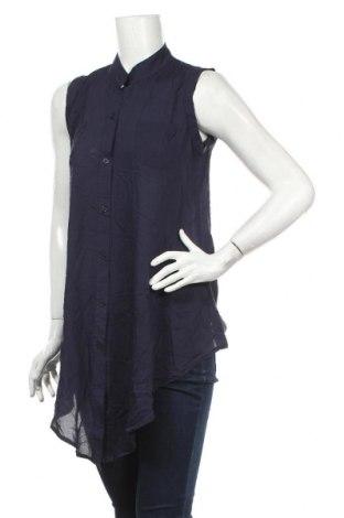 Дамска риза Y.Yendi, Размер S, Цвят Син, 60% памук, 40% вискоза, Цена 8,40лв.