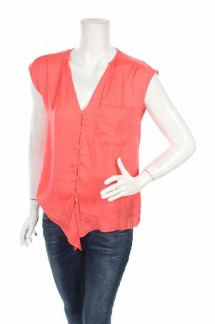 Γυναικείο πουκάμισο Zara Trafaluc, Μέγεθος S, Χρώμα Ρόζ , Τιμή 5,51€