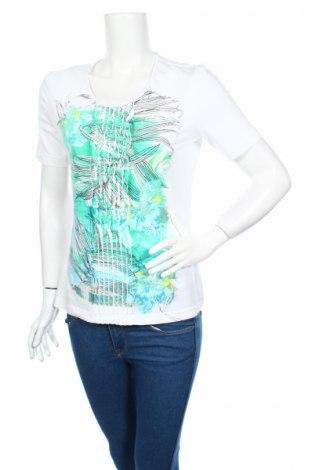 Дамска тениска, Размер M, Цвят Бял, Цена 10,24лв.
