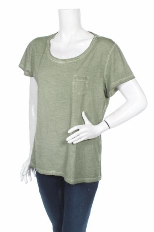 Női póló Blue Motion, Méret XL, Szín Zöld, Pamut, Ár 1925 Ft