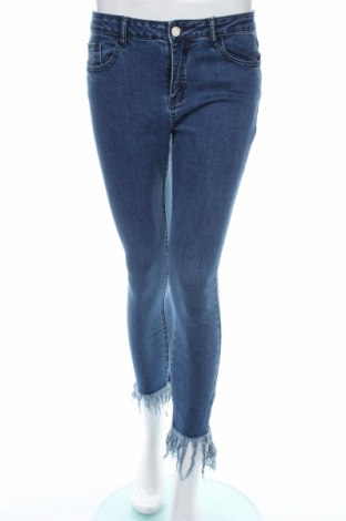 Dámské džíny  Anarchy, Rozměr M, Barva Modrá, 99% bavlna, 1% elastan, Cena  284,00Kč