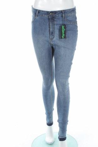 Dámské džíny  Cheap Monday, Rozměr M, Barva Modrá, 79% bavlna, 19% polyester, 2% elastan, Cena  350,00Kč