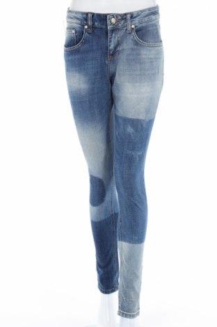 Дамски дънки Ltb, Размер S, Цвят Син, 98% памук, 2% еластан, Цена 39,50лв.