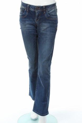 Дамски дънки Ltb, Размер M, Цвят Син, 98% памук, 2% еластан, Цена 44,50лв.
