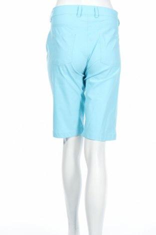 Дамски къс панталон Golfino, Размер M, Цвят Син, 94% полиамид, 6% еластан, Цена 19,60лв.