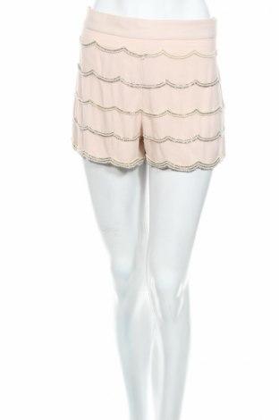 Дамски къс панталон Lipsy London, Размер M, Цвят Розов, Полиестер, Цена 21,84лв.