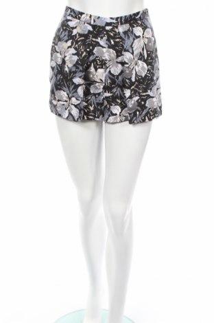 Дамски къс панталон Topshop, Размер XS, Цвят Многоцветен, Полиестер, Цена 8,03лв.