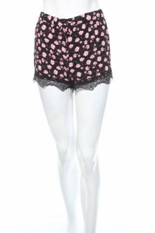 Дамски къс панталон Topshop, Размер XS, Цвят Черен, Вискоза, Цена 7,56лв.