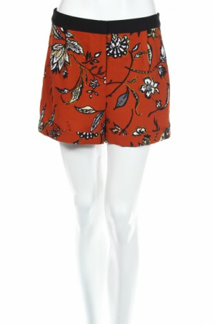 Дамски къс панталон Topshop, Размер M, Цвят Многоцветен, Полиестер, Цена 9,82лв.