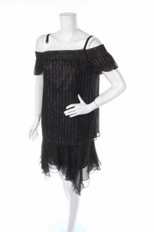 Дамски костюм Express, Размер M, Цвят Черен, Полиестер, Цена 13,65лв.