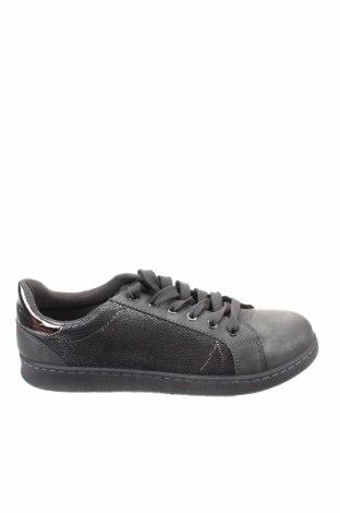 Дамски обувки, Размер 41, Цвят Сив, Текстил, еко кожа, Цена 18,90лв.