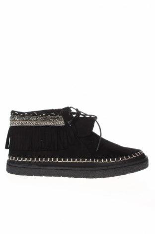 Γυναικεία παπούτσια Bello Star, Μέγεθος 40, Χρώμα Μαύρο, Κλωστοϋφαντουργικά προϊόντα, Τιμή 15,31€