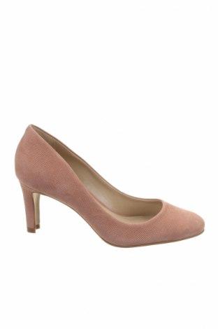 Дамски обувки Buffalo, Размер 37, Цвят Розов, Естествена кожа, Цена 74,12лв.