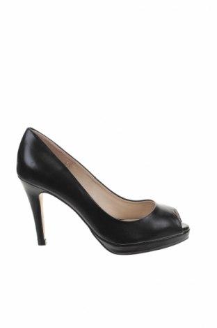 Дамски обувки Elodie, Размер 39, Цвят Черен, Естествена кожа, Цена 33,60лв.