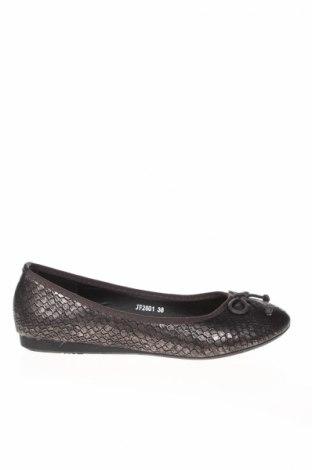 Dámske topánky  Enzo Nucci, Veľkosť 38, Farba Sivá, Eko koža , Cena  18,93€