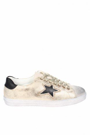 Dámske topánky  Findlay, Veľkosť 39, Farba Zlatistá, Eko koža , Cena  10,64€