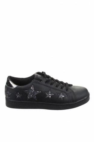 Γυναικεία παπούτσια Mtng, Μέγεθος 40, Χρώμα Μαύρο, Δερματίνη, Τιμή 9,38€