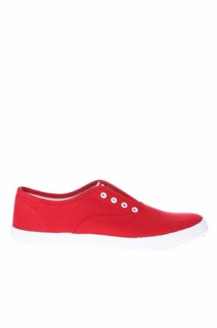 Γυναικεία παπούτσια Nothing lasts forever, Μέγεθος 39, Χρώμα Κόκκινο, Κλωστοϋφαντουργικά προϊόντα, Τιμή 16,70€