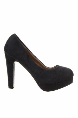 Дамски обувки Rubi, Размер 39, Цвят Черен, Текстил, Цена 7,00лв.