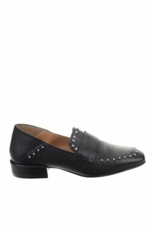 Дамски обувки San Marina, Размер 35, Цвят Черен, Естествена кожа, Цена 57,12лв.