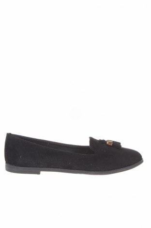 Дамски обувки Sixth Sens, Размер 38, Цвят Черен, Текстил, Цена 27,56лв.