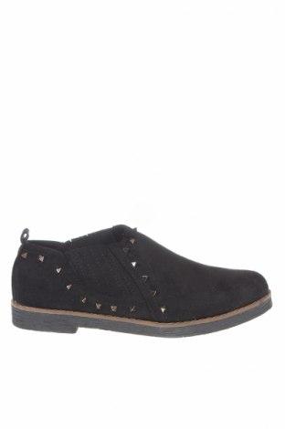 Дамски обувки Sixth Sens, Размер 40, Цвят Черен, Текстил, Цена 31,27лв.