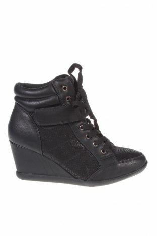 Дамски обувки Sixth Sens, Размер 39, Цвят Черен, Еко кожа, Цена 41,87лв.