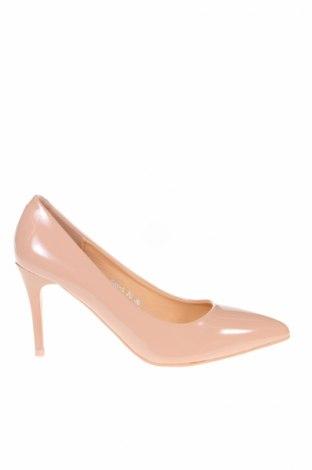 Дамски обувки Sixth Sens, Размер 36, Цвят Розов, Еко кожа, Цена 36,57лв.