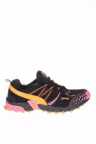 Γυναικεία παπούτσια Slazenger, Μέγεθος 41, Χρώμα Μαύρο, Κλωστοϋφαντουργικά προϊόντα, Τιμή 12,56€