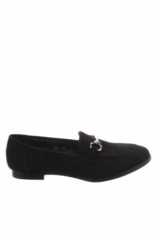 Γυναικεία παπούτσια Sotoalto, Μέγεθος 39, Χρώμα Μαύρο, Κλωστοϋφαντουργικά προϊόντα, Τιμή 14,44€
