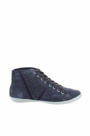 Дамски обувки Tbs, Размер 36, Цвят Син, Естествен велур, Цена 38,15лв.