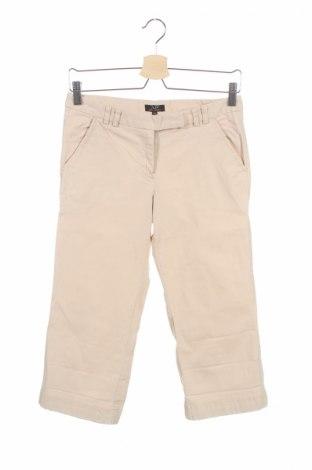 Дамски панталон Avant Premiere, Размер XS, Цвят Бежов, 98% памук, 2% еластан, Цена 5,78лв.